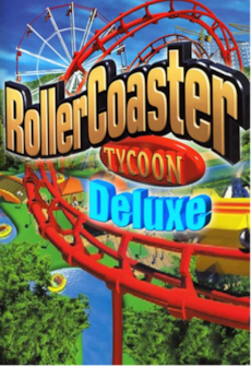 RollerCoaster Tycoon: Deluxe Steam Key GLOBAL фото
