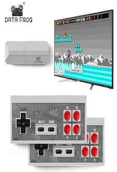 Image of USB Wireless Handheld TV Video Game Console Build In 600 Classic Game