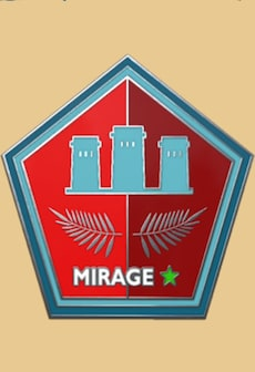 Counter-Strike: Global Offensive MIRAGE PIN Steam Gift GLOBAL