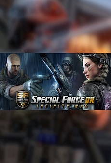 SPECIAL FORCE VR: INFINITY WAR Steam Key GLOBAL