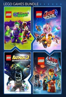 The LEGO Games Bundle (PC) - Steam Gift - GLOBAL
