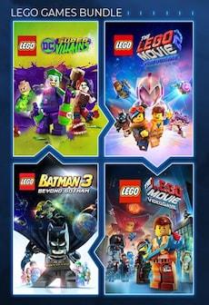 The LEGO Games Bundle (PC) - Steam Key - GLOBAL