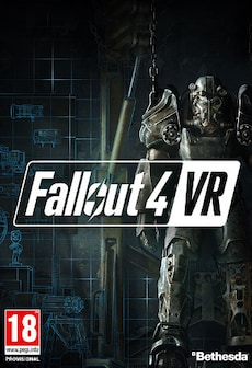 Fallout 4 VR (PC) - Steam Key - GLOBAL