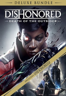 Dishonored: Death of the Outsider - Deluxe Bundle (PC) - Steam Gift - GLOBAL