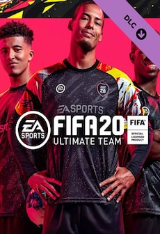 FIFA 20 Ultimate Team FUT 4 600 Points - Xbox One - Key GLOBAL фото