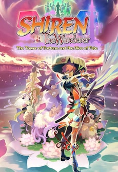 Shiren the Wanderer: The Tower of Fortune and the Dice of Fate (PC) - Steam Key - GLOBAL
