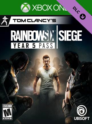Tom Clancy's Rainbow Six Siege - Year 5 Pass (Xbox One) - Xbox Live Key - GLOBAL