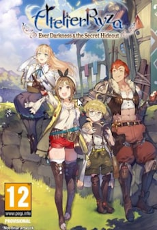 Atelier Ryza: Ever Darkness & the Secret Hideout (Digital Deluxe Edition) - Steam - Key GLOBAL