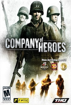 Image of Company of Heroes Steam Key GLOBAL