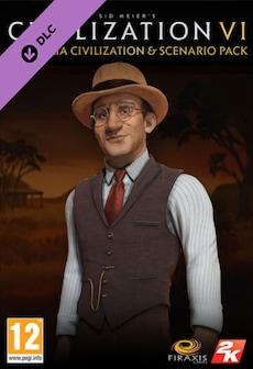 Sid Meier's Civilization VI - Australia Civilization & Scenario Pack Gift Steam GLOBAL