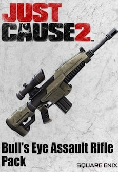 Just Cause 2: Bull's Eye Assault Rifle Key Steam GLOBAL