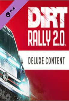DiRT Rally 2.0 - Deluxe Upgrade Store Package Steam Gift GLOBAL
