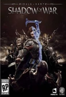 Middle-earth: Shadow of War Day One Edition Steam Key GLOBAL