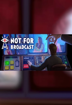 Not For Broadcast - Steam - Key GLOBAL