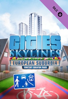 Cities: Skylines - Content Creator Pack: European Suburbia (PC) - Steam Key - GLOBAL