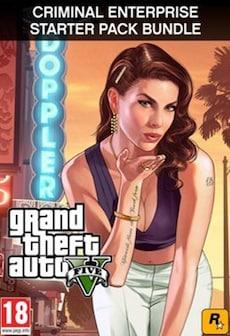 Grand Theft Auto V + Criminal Enterprise Starter Pack - Rockstar Key - GLOBAL