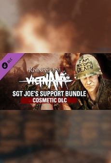 Rising Storm 2: Vietnam - Sgt Joe's Support Bundle DLC Steam Gift GLOBAL