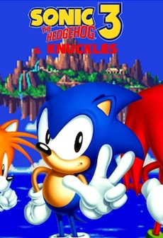 Image of Sonic 3 and Knuckles Steam Key GLOBAL
