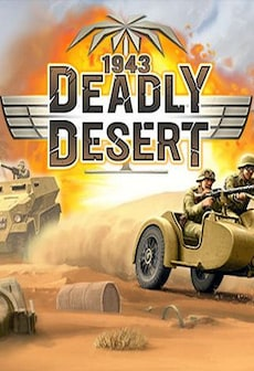 1943 Deadly Desert Steam Key GLOBAL фото