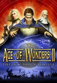 Age of Wonders 2: The Wizard's Throne GOG.COM Key GLOBAL