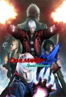 Image of Devil May Cry 4 Special Edition Steam Key GLOBAL