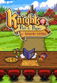 Knights of Pen and Paper +1 Deluxe Edition Steam Key GLOBAL