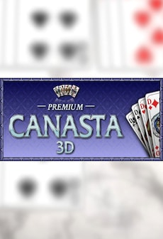 Canasta 3D Premium Steam Key GLOBAL