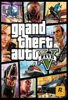Grand Theft Auto: RANDOM KEY (PC) - BY GABE-STORE.COM - GLOBAL