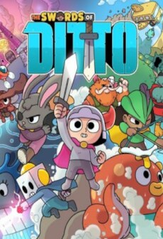 The Swords of Ditto Steam Key GLOBAL фото