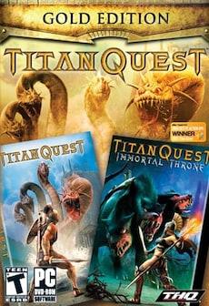 Titan Quest Gold Edition Steam Key GLOBAL