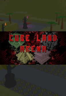 Cube Land Arena Steam Key GLOBAL