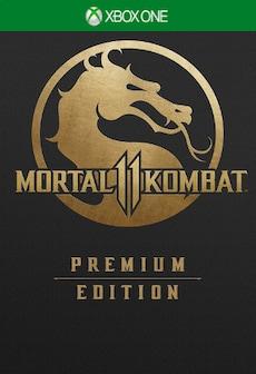 Mortal Kombat 11 Premium Edition Xbox Live Key GLOBAL