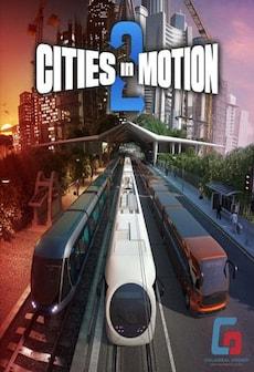 Cities in Motion 2 Steam Key RU/CIS