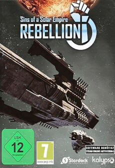 Sins of a Solar Empire: Rebellion Game and Soundtrack Bundle Steam Gift GLOBAL