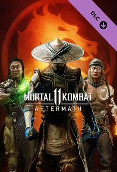 Mortal Kombat 11: Aftermath (PC) - Steam Key - RU/CIS