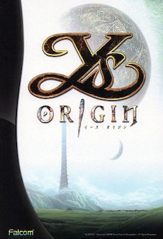 Ys Origin Steam PC Key GLOBAL