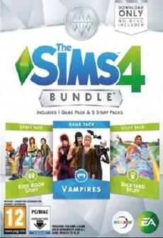 The Sims 4: Bundle Pack 4 DLC CD-KEY ORIGIN GLOBAL PC