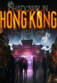 Image of Shadowrun: Hong Kong - Extended Edition Steam Key GLOBAL