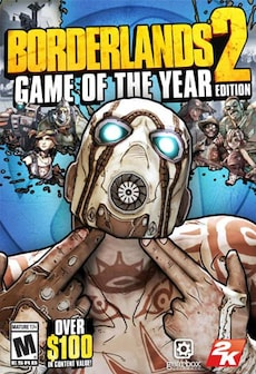 Image of Borderlands 2 GOTY Steam Key GLOBAL