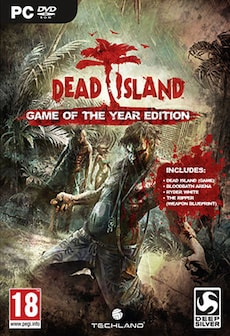 Image of Dead Island: Game of the Year Edition Steam Key GLOBAL