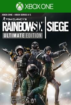 Tom Clancy's Rainbow Six Siege | Ultimate Edition (Xbox One, Series X/S) - Xbox Live Key - GLOBAL