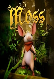 Moss Steam Key GLOBAL