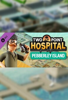 Two Point Hospital: Pebberley Island Steam Key GLOBAL