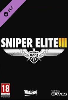 Sniper Elite 3 - U.S. Camouflage Rifles Pack Gift Steam GLOBAL
