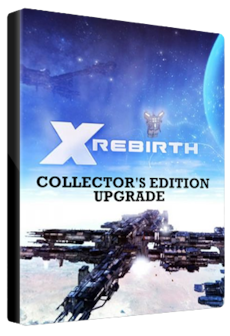 X Rebirth Collector's Edition Upgrade Steam Key GLOBAL