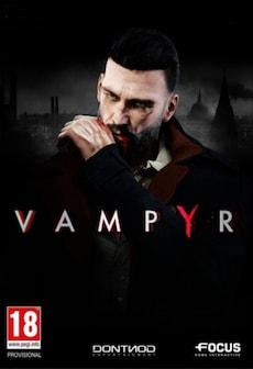 Vampyr Steam Gift GLOBAL фото