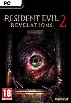 Resident Evil Revelations 2 Box Set Steam Key GLOBAL