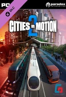 Cities in Motion 2 - European Cities Steam Key RU/CIS