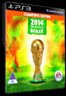 FIFA World Cup 2014 Brazil Champions Edition PSN PS3 Key GLOBAL