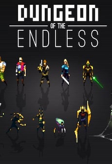 Image of Dungeon of the Endless Steam Key GLOBAL